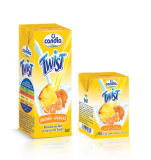 Twist Orange Ananas